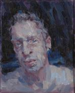 2012-12-11, portrait of a profilepic, 12x15cm